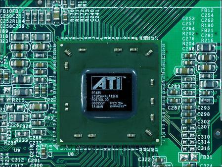 电脑主板上的南北桥芯片是什么?主要是做什么用的?