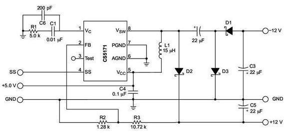 这样的功放电路一个12v电瓶肿么接